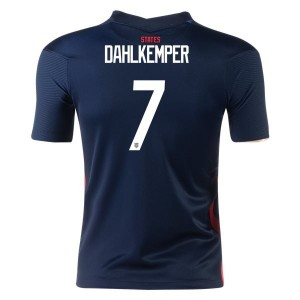 Abby Dahlkemper USWNT 2020 Youth Away Jersey by Nike