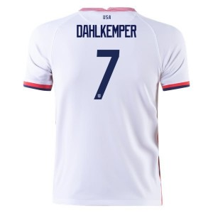 Abby Dahlkemper USWNT 2020 Youth Home Jersey by Nike