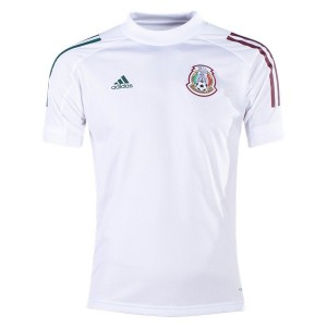 adidas Mexico Youth Training Jersey 2020