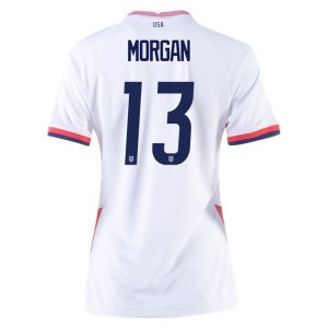Alex Morgan USWNT 2020 Home Jersey by Nike