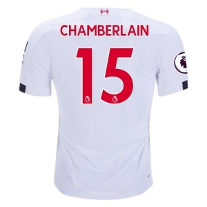 Alex Oxlade-Chamberlain Liverpool 19/20 Away Jersey by New Balance