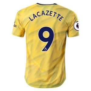 Alexandre Lacazette Arsenal 19/20 Authentic Away Jersey by adidas
