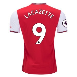Alexandre Lacazette Arsenal 19/20 Authentic Home Jersey by adidas