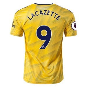 Alexandre Lacazette Arsenal 19/20 Away Jersey by adidas