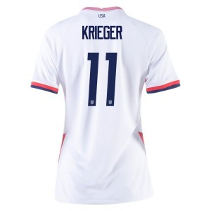 Ali Krieger USWNT 2020 Home Jersey by Nike