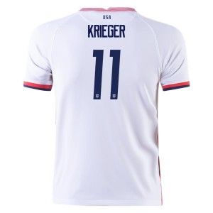 Ali Krieger USWNT 2020 Youth Home Jersey by Nike