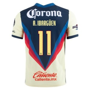 Andrés Ibargüen Club América 20/21 Authentic Home Jersey by Nike