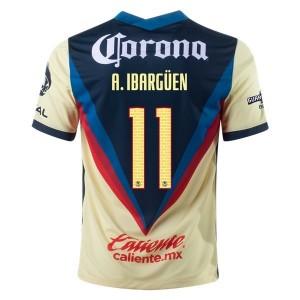 Andrés Ibargüen Club América 20/21 Home Jersey by Nike