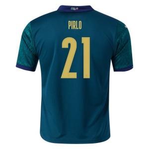 Andrea Pirlo Italy Euro 2020 Renaissance Third Jersey by PUMA