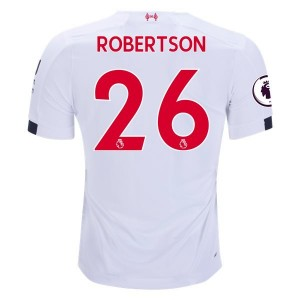 Andrew Robertson Liverpool 19/20 Away Jersey by New Balance