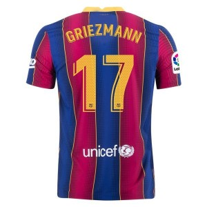 Antoine Griezmann Barcelona 20/21 Authentic Home Jersey by Nike