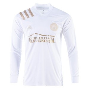 Atlanta United 2020 Long Sleeve Away Jersey by adidas