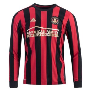 Atlanta United 2020 Long Sleeve Home Jersey by adidas