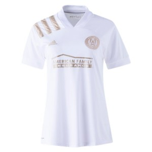 Atlanta United 2020 Womens Away Jersey by adidas