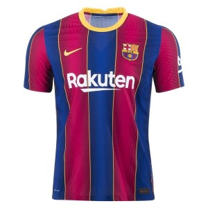 Barcelona 20/21 Authentic Home Jersey by Nike