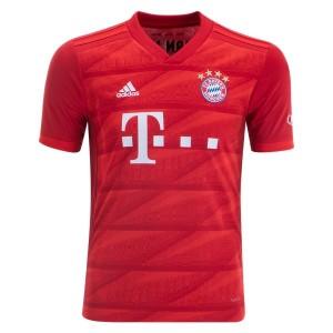 Bayern Munich 19/20 Youth Home Jersey by adidas