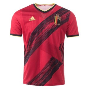 Belgium Euro 2020 Home Jersey by adidas