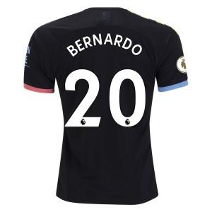 Bernardo Manchester City 19/20 Away Jersey by PUMA