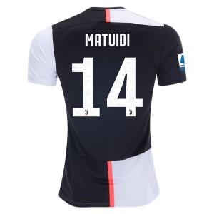 Blaise Matuidi Juventus 19/20 Home Jersey by adidas