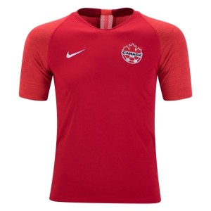 Canada 2019 Youth Home Jersey by Nike