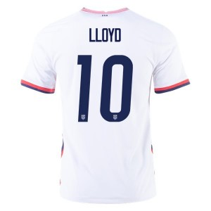 Carli Lloyd USWNT 2020 Men's Home Jersey by Nike