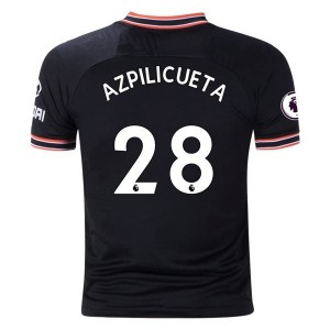 Cesar Azpilicueta Chelsea 19/20 Youth Third Jersey by Nike