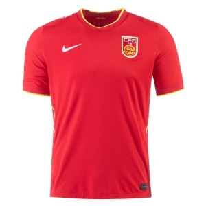 China 2020 Home Jersey by Nike