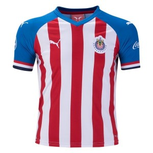 Chivas Guadalajara 19/20 Youth Home Jersey by Puma