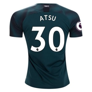 Christian Atsu Newcastle United 19/20 Away Jersey by PUMA