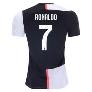 Cristiano Ronaldo Juventus 19/20 Home Jersey by adidas