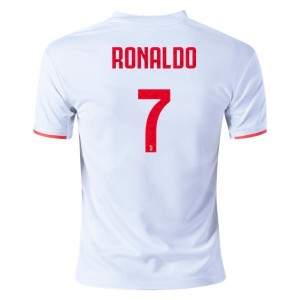 Cristiano Ronaldo Juventus 19/20 Youth Away Jersey by adidas