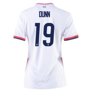 Crystal Dunn USWNT 2020 Home Jersey by Nike
