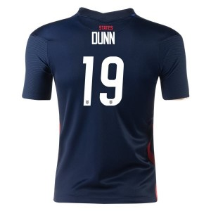 Crystal Dunn USWNT 2020 Youth Away Jersey by Nike