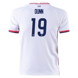 Crystal Dunn USWNT 2020 Youth Home Jersey by Nike