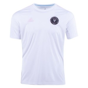 David Beckham Inter Miami CF 2020 Home Jersey by adidas