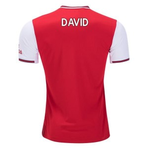 David Luiz Arsenal 19/20 Authentic Home Jersey by adidas