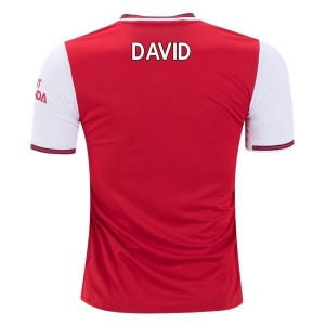 David Luiz Arsenal 19/20 Home Jersey by adidas