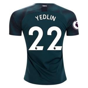 DeAndre Yedlin Newcastle United 19/20 Away Jersey by PUMA