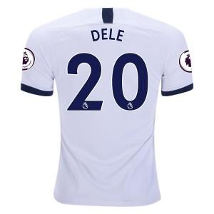 Dele Alli Tottenham 19/20 Home Jersey by Nike