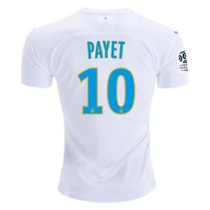 Dmitri Payet Marseille 19/20 Home Jersey by PUMA