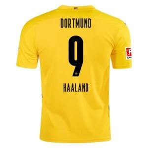 Erling Haaland Borussia Dortmund 2020/21 Home Jersey by PUMA