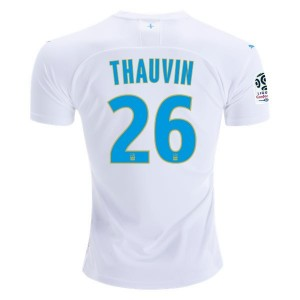 Florian Thauvin Marseille 19/20 Home Jersey by PUMA