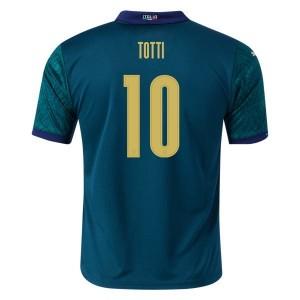 Francesco Totti Italy Euro 2020 Renaissance Third Jersey by PUMA
