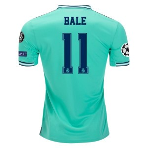 Gareth Bale Real Madrid 19/20 UCL Third Jersey by adidas