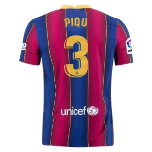 Gerard Piqué Barcelona 20/21 Authentic Home Jersey by Nike