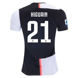 Gonzalo Higuain Juventus 19/20 Home Jersey by adidas