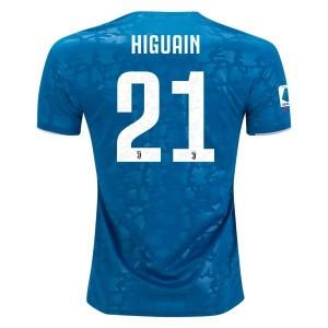 Gonzalo Higuain Juventus 19/20 Third Jersey by adidas