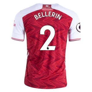 Héctor Bellerín Arsenal 20/21 Authentic Home Jersey by adidas