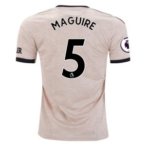 Harry Maguire Manchester United 19/20 Away Jersey by adidas