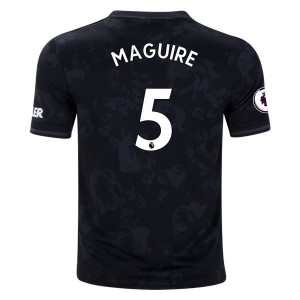 Harry Maguire Manchester United 19/20 Youth Third Jersey by adidas